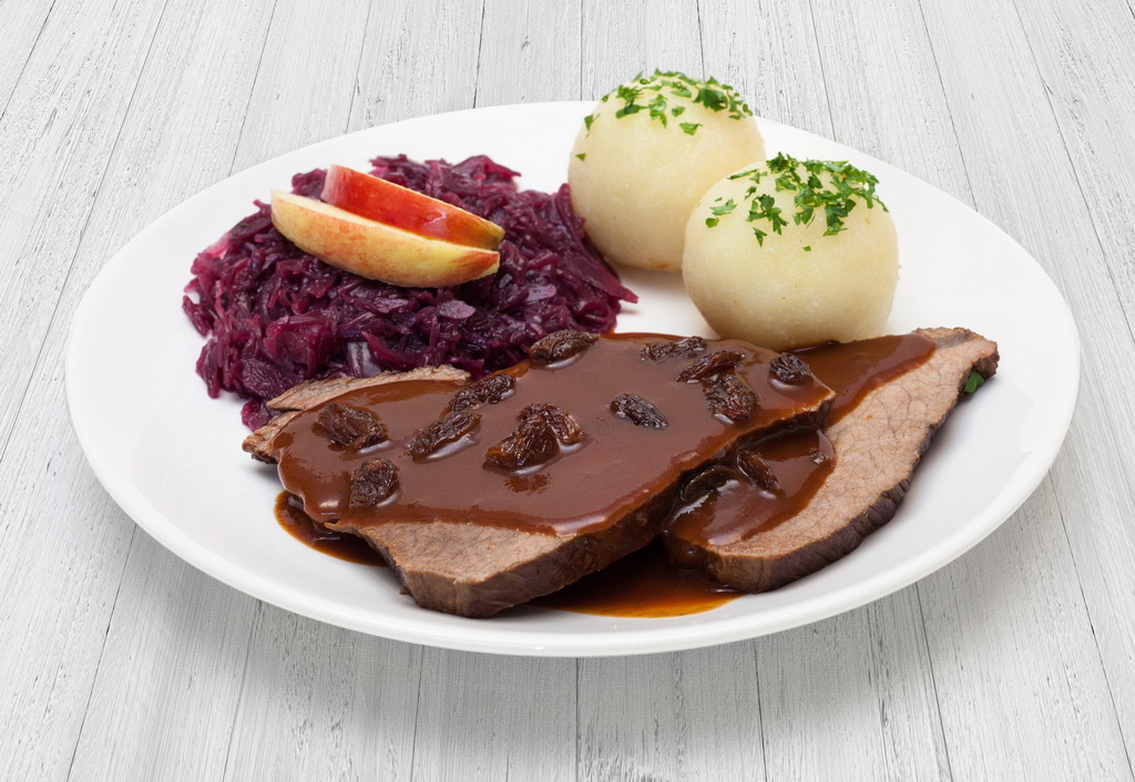 © Fotolia, fineart-collection, Rheinischer Sauerbraten